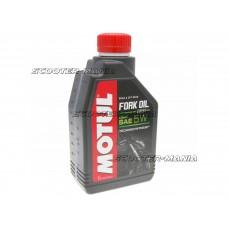 Motul fork oil light 5W Expert TS 1 Liter