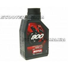 Motul engine oil 2-stroke 800 Road Racing Factory Line 1 liter