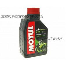 Motul engine oil 2-stroke 510 semi-synthetic 1 liter