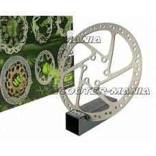 brake disc NG 160x33x1.8mm 6-hole
