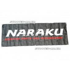 banner Naraku (fabric) 200x70cm