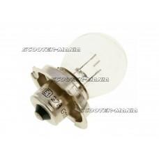 head lamp bulb P26S 12V 15W