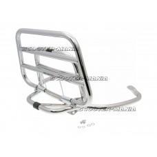 luggage rack / top case mount OEM folding chrome for Vespa Primavera / Sprint