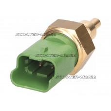 coolant circulation temperature sensor 4-pin OEM for Aprilia, Derbi, Gilera, Piaggio, Vespa