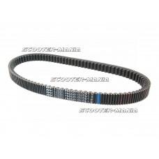 belt OEM for Aprilia, Gilera, Piaggio, Peugeot, Malaguti 400, 500