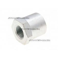alternator nut OEM M10x1,0 for Piaggio / Derbi engines D50B0, EBE, EBS