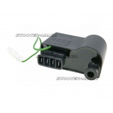 CDI unit w/ ignition coil OEM for Aprilia RS4 50, Derbi GPR 50 13-