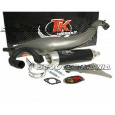 exhaust Turbo Kit Quad / ATV 2T for Adly 50cc