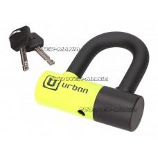 disc lock / padlock Urban Security UR59 d=14mm