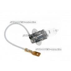 headlight bulb H3 12V 55W PK22S for dual optics