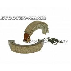 brake shoe set 105x20mm for drum brake for Piaggio / Vespa Ciao, Bravo, Grillo, SI, Vespino