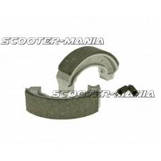 brake shoe set 110x25mm for drum brake for Honda SH50, SH80, SH100