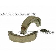brake shoe set 110x23mm for drum brake for PGO, Pegasus Sky, TGB