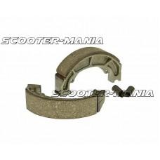 brake shoe set 120x25mm for drum brake for Aprilia Habana, Mojito, SR 50 Di-Tech