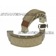 brake shoe set 110x25mm for drum brake for Gilera Runner, Piaggio NRG, ZIP, Vespa S50