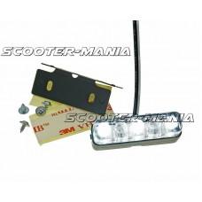 license plate light LED Mini universal