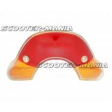 rear light lens for Aprilia Sonic, Leonardo