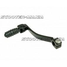 gear shift lever black for Piaggio / Derbi engine D50B0, EBE off-road, SM