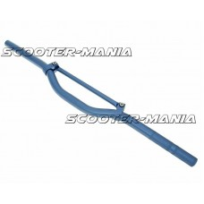 downhill handlebar scooter aluminum blue