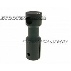 downhill handlebar adapter / mount black for Peugeot