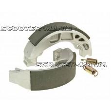 brake shoe set 110x25mm for drum brake for Peugeot Django, Kisbee, Speedfight 3