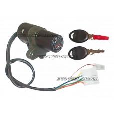 ignition lock for Aprilia MX, RS, RX 50 (96-98)
