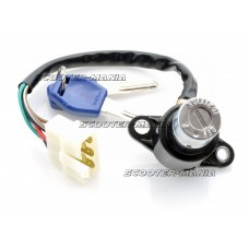 ignition lock for Honda CB 250, 400, 450 (1991-)