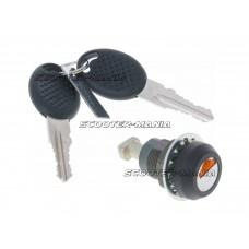 glove box / compartment lock for Aprilia Amico, Scarabeo Di Tech 50, 100cc