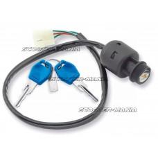 ignition lock for Beta RR 50 (digital speedometer)