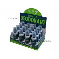 helmet deodorant Zeibe spray dealer display 16x100ml